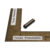6608 Valve Chest Dowel Pin Replacement Part | Texas Pneumatic Tools, Inc.