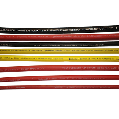 Hose Whip Assemblies without Lubricators