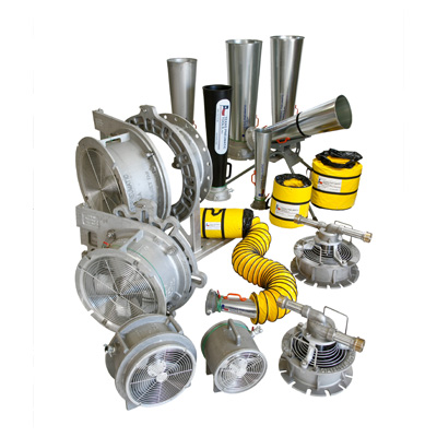 Air Movement Products (Compressed Air Operated)