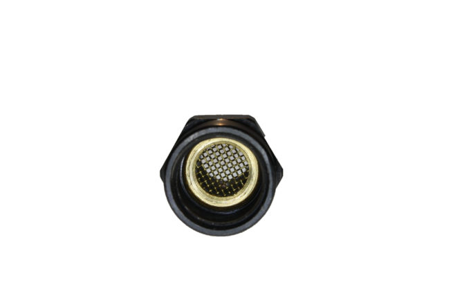 """841553 3/8"""" MPT X 1/4"""" FPT Inlet Bushing Replacement Part Front View 