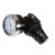 R162G 1/4 inch Regulator with Gauge | Texas Pneumatic Tools, Inc.