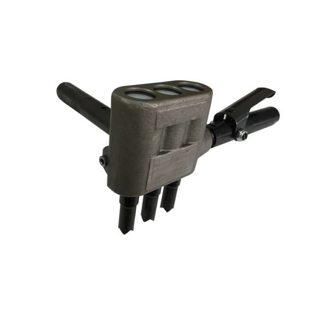 T3-151 Triple Piston Scaler with TX-00151 Pistons | Texas Pneumatic Tools, Inc.