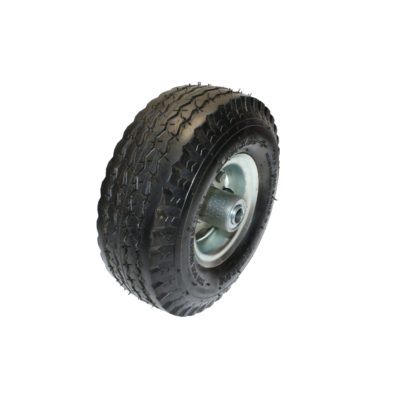 TX-DCS-43 Rubber Wheel (Flat Free) Replacement Part for Dust Collection System   Texas Pneumatic Tools, Inc.