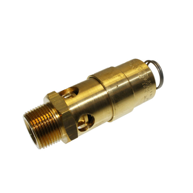 TX-10045 Pressure Relief Valve with 1 Inch NPT and 200 PSI | Texas Pneumatic Tools, Inc.