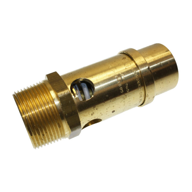 TX-10063 Pressure Relief Valve with 1.25 Inch NPT and 125 PSI   Texas Pneumatic Tools, Inc.