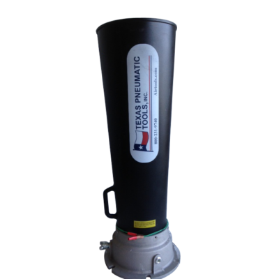 TX-10AM-P Ten Inch Air Mover with Polyurethan Horn | Texas Pneumatic Tools, Inc.