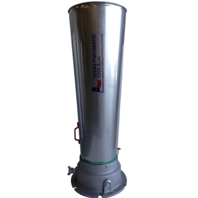 TX-10AM-SH Ten Inch Air Mover with Stainless Horn | Texas Pneumatic Tools, Inc.