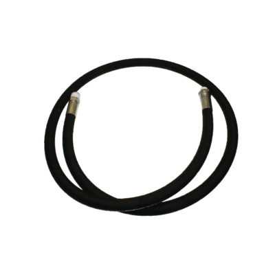 TX-122000-1238 Eight Inch Hydraulic Hose with MPT Straight Swivel | Texas Pneumatic Tools, Inc.