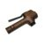 TX-20025 Throttle Handle Complete | Texas Pneumatic Tools, Inc.