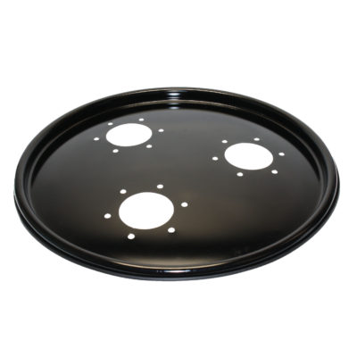 TX-DCS-04-MU3 Machined Lid for 3 Way Multi Unit for Dust Collection Systems   Texas Pneumatic Tools, Inc.