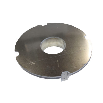 TX-DCS-09 Aluminum Hepa Filter Top Replacement Part for Dust Collection System   Texas Pneumatic Tools, Inc.