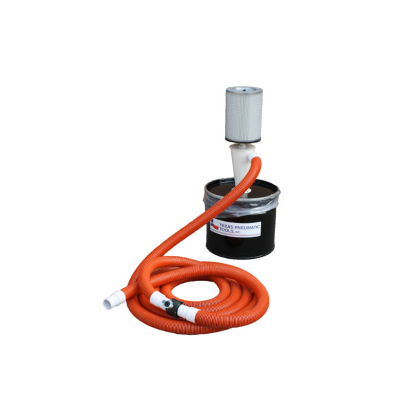 TX-DCS2 2 Dust Collection System 2 inch | Texas Pneumatic Tools, Inc.