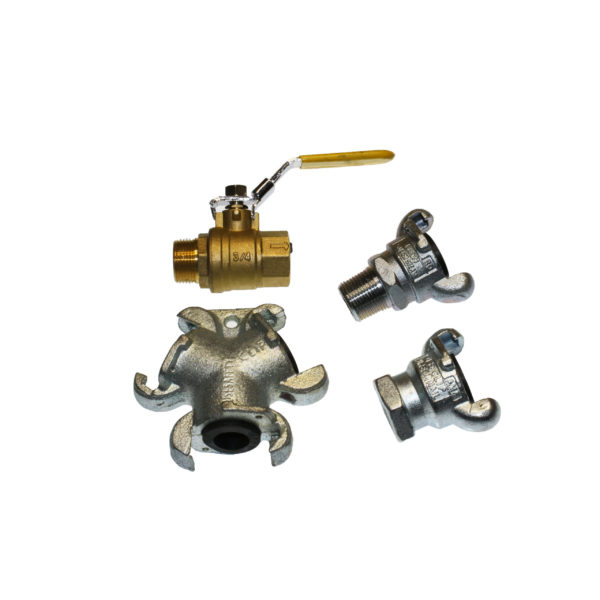 TX-DCS-KIT Kit For Connecting Tool & Vacuum To One Air Line Not Assembled | Texas Pneumatic Tools, Inc.