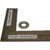 """TX-DCS-32 1/4"""" Flat Washer Replacement Part for Dust Collection System 