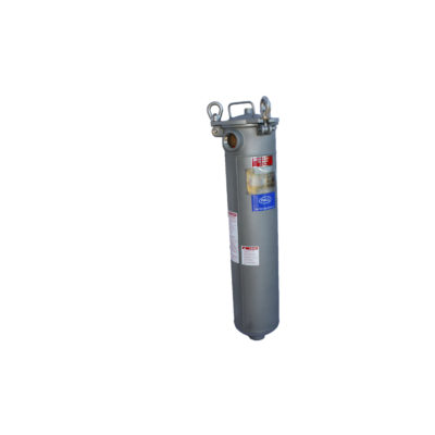 TX-MSS-04 Deliquescent Filter Housing W/ Stainless Basket & Hinged Lid (Stainless Steel Housing) | Texas Pneumatic Tools, Inc.