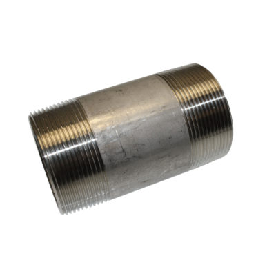 TX-MSS-12 Stainless Pipe Nipple | Texas Pneumatic Tools, Inc.