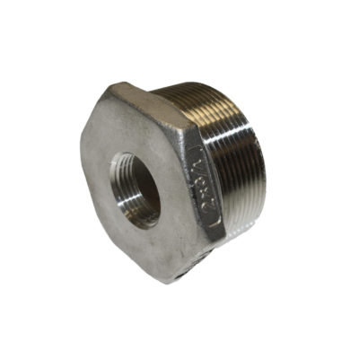 TX-MSS-19 FPT Stainless Bushing | Texas Pneumatic Tools, Inc.