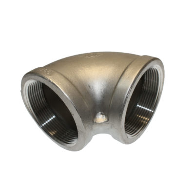 TX-MSS-41 3 Inch Stainless Elbow | Texas Pneumatic Tools, Inc.