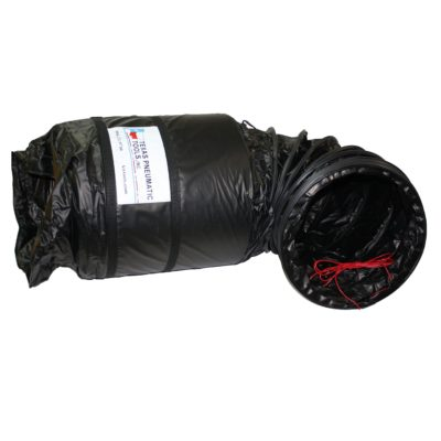 TX-SAC-N-GO-16-C Sixteen Inches Electrically Conductive Ducting with Attached Storage Bag | Texas Pneumatic Tools, Inc.