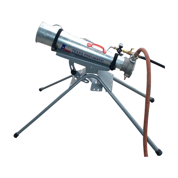 VAM8-WS 8 Inch Venturi Air Mister with a Stand | Texas Pneumatic Tools, Inc.