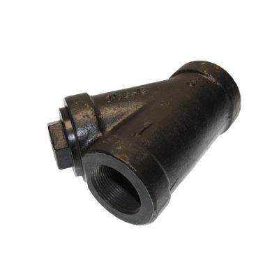 "Y007 Cast Iron ""Y"" Line Strainer | Texas Pneumatic Tools, Inc."