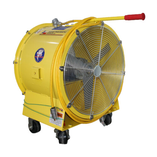 MC-24 24 inch Man Cooler with Totally Enclosed Fan Cooled   Texas Pneumatic Tools, Inc.