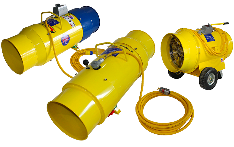 Prime Air Blowers